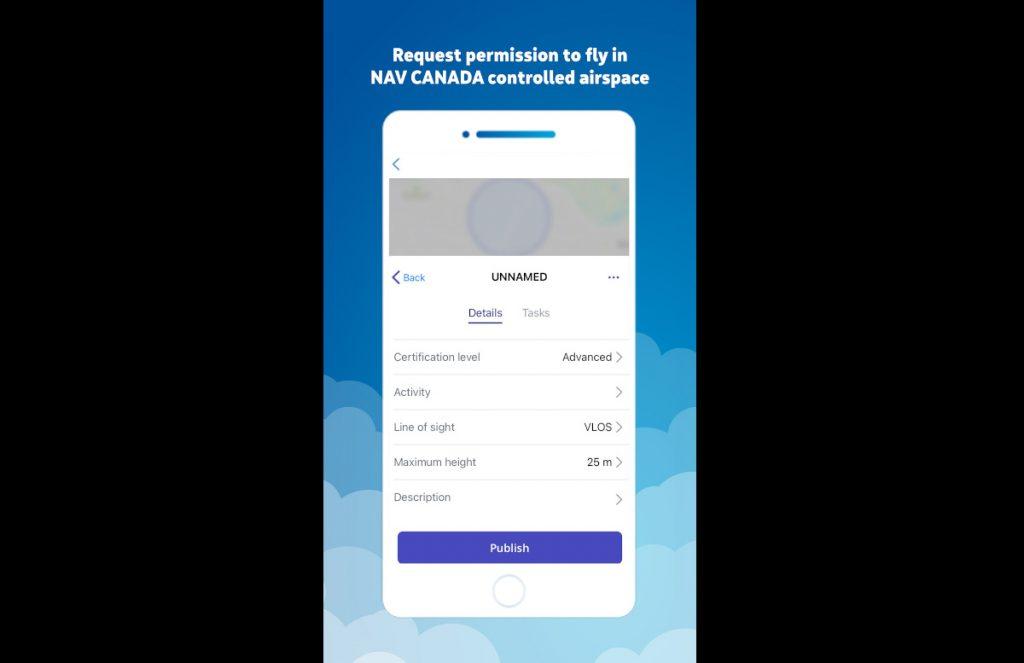 NAV CANADA launches drone app